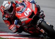 Andrea Dovizioso Keluhkan Motor Ducati Sangat Lamban di Sirkuit Misano