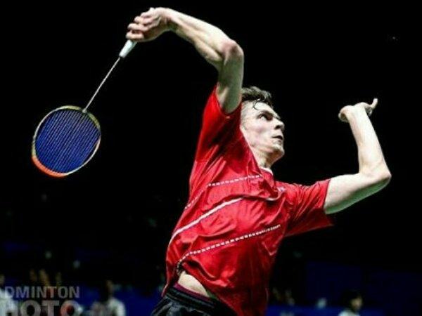 Milan Dratva Pindah ke Akademi Badminton Eropa