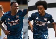Debut Manis Gabriel Magalhaes dan Willian bersama Arsenal