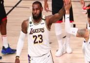 LeBron James Tanggapi Keberhasilan Lakers ke Final Wilayah Barat