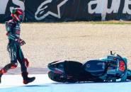 Fabio Quartararo Beberkan Penyebab Crash Dua Kali di Misano