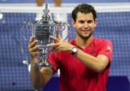 Hasil US Open: Perjuangan Dominic Thiem Berbuah Gelar Grand Slam Pertama