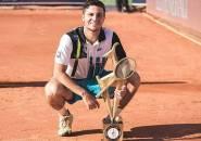 Miomir Kecmanovic Naik Podium Juara Untuk Kali Pertama Di KItzbuhel Open