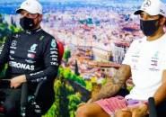 Hamilton Bela Bottas dari Insiden Tabrakan di GP Tuscan