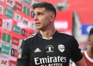 Emiliano Martinez Kirim Pesan Perpisahan ke Fans Arsenal