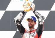 Jarang Menang, Andrea Dovizioso Heran Bisa Pimpin Klasemen MotoGP 2020