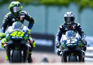 Valentino Rossi Ungkap Penyebab Dirinya Tampil Lebih Baik Dibanding Vinales