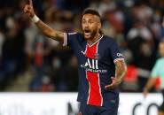 Neymar Dihukum Larangan Tampil di Dua Pertandingan