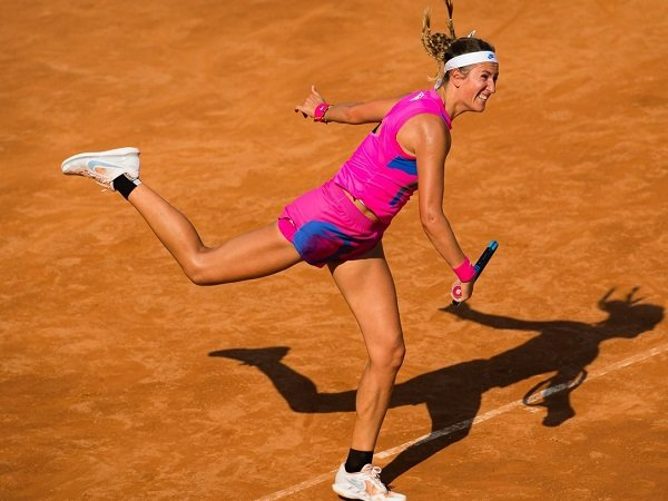 Victoria Azarenka pulangkan Venus Williams lebih awal dari Italian Open