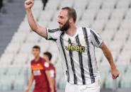 Datangkan Edin Dzeko, Juventus Resmi Putus Kontrak dengan Gonzalo Higuain