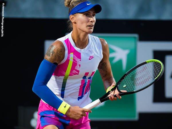 Polona Hercog siap bersaing demi satu tempat di perempatfinal Italian Open 2020