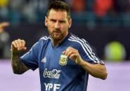 Lionel Messi Kembali Terpilih Masuk Skuat Argentina