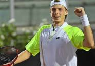 Karamkan Grigor Dimitrov, Denis Shapovalov Tembus Semifinal Italian Open