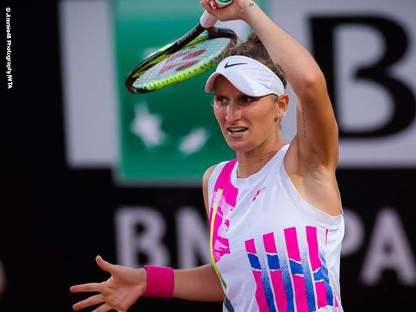 Marketa Vondrousova tundukkan Elina Svitolina Di Italian Open