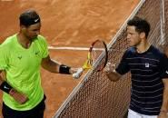 Usaha Nadal Pertahankan Gelar Italian Open Berakhir Di Tangan Schwartzman