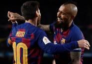 Arturo Vidal Gabung Inter Milan, Lionel Messi Bikin Pesan Menyentuh