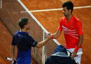 Jumpa Di Final Italian Open, Djokovic Dan Schwartzman Incar Wujudkan Target
