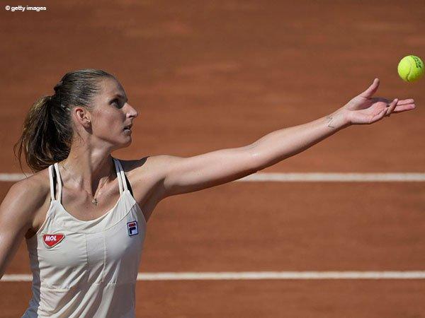 Karolina Pliskova melaju ke final Italian Open untuk kali kedua secara beruntun