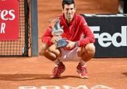 Sabet Gelar Italian Open Kelima, Novak Djokovic Cetak Sejarah