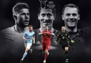Nominasi Pemain Terbaik UEFA 2020 Pertanda Akhir Era Messi dan Ronaldo