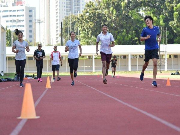 Kemenpora sediakan latihan untuk pelatnas cabor atletik
