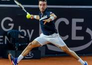 Roberto Bautista Agut Hadang Andrey Rublev Di Perempatfinal German Open
