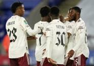 Singkirkan Leicester, Arteta Senang dengan Semangat Juang Arsenal