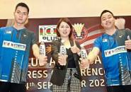 Aaron Chia/Soh Woii Yik Jalin Kontrak Kerjasama Sponsor Baru