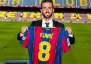 Miralem Pjanic Bangga Bisa Berseragam Barcelona