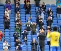 Premier League 'Kecewa' Usai Pemerintah Inggris Tunda Kembalinya Fans
