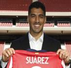 Atletico Madrid Resmi Perkenalkan Luis Suarez