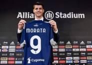 Bersama Andrea Pirlo, Alvaro Morata Incar 35 Gol di Juventus