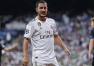 Eden Hazard Masih Absen dari Skuat Real Madrid untuk Hadapi Real Betis