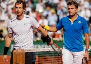 Andy Murray Siap Hadapi Laga Brutal Lawan Stan Wawrinka Di French Open 2020