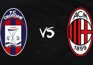 Begini Starting XI Resmi Milan Kontra Crotone