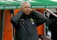 Dikalahkan Augsburg, Lucien Favre Keluhkan Permainan Borussia Dortmund