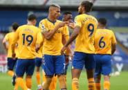 Lanjutkan Tren Positif, Ancelotti Puji Semangat Juang Everton