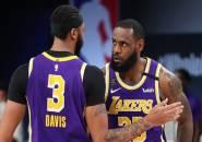 Los Angeles Lakers Jadi Tim Pertama Yang Injakkan Kaki di Final NBA 2020