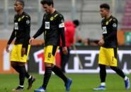 Lucien Favre Tak Terima Borussia Dortmund Dibekuk Augsburg