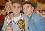 Milan dan United Ungguli Arsenal dan Barcelona Buru Alex Luna