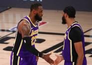 Lakers ke Final, LeBron James: Pekerjaan Kami Belum Selesai
