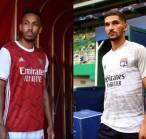 Pierre-Emerick Aubameyang Siap Sambut Houssem Aouar di Arsenal