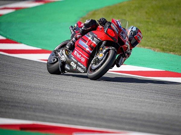 Finish kedelapan di MotoGP Catalunya sudah cukup membuat Danilo Petrucci puas.