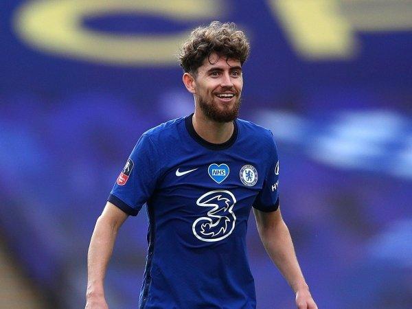 Agen dari Jorginho mengatakan bahwa kliennya bahagia di Chelsea