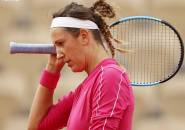 Hasil French Open: Victoria Azarenka Dipecundangi Anna Karolina Schmiedlova