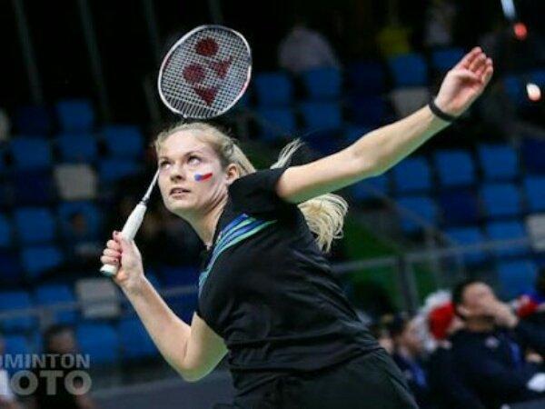 Katerina Tomalova Tak Sabar Tampil Turnamen Perdana di Bulgaria