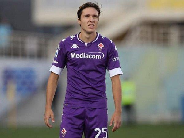 Federico Chiesa dikaitkan dengan Juventus.