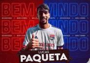 Lyon Resmi Umumkan Transfer Lucas Paqueta dari Milan