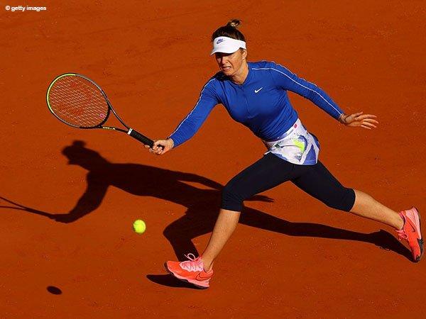 Kehilangan empat game, Elina Svitolina pastikan diri melangkah ke perempatfinal French Open 2020