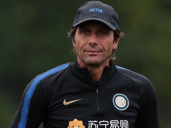 Manajer Inter, Antonio Conte.